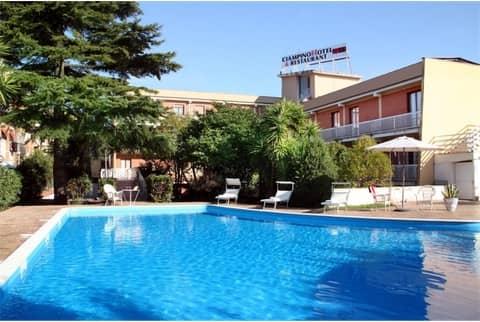 Ciampino airport hotels