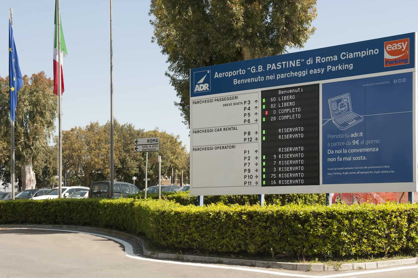 Ciampino Airport Parking
